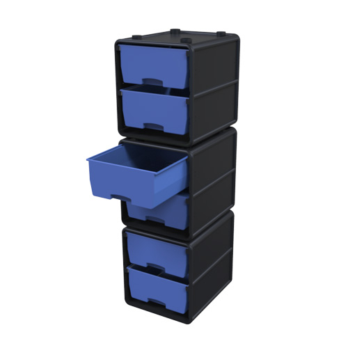 Blox big drawers