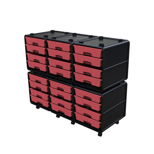 Blox laptop trolley