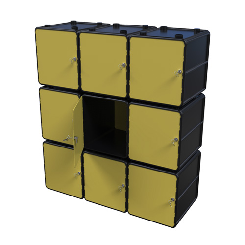 Blox lockers