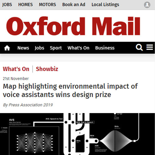 Catch Oxford Mail