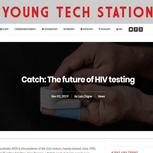 Catch Young Tech Station